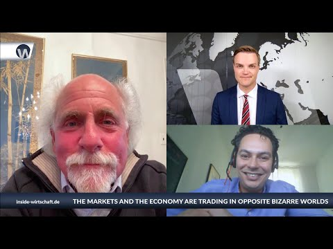 "IG Trading Talk with Peter Tuchman: ""Markets and economy in opposite worlds - devastating numbers"""