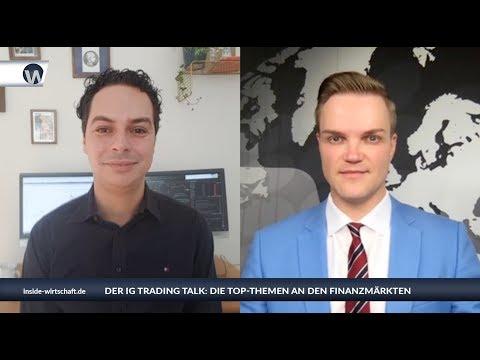 """IG Trading Talk: """"Krasser Abverkauf von A bis Z - alle Anlageklassen getroffen - und jetzt?"""""""