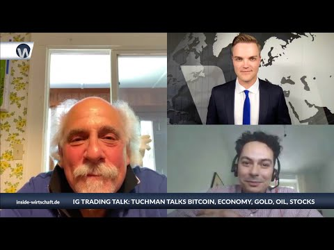 "IG Trading Talk with Einstein of Wall Street: ""Cash is king - wait for more bad news - Trump's ego"""