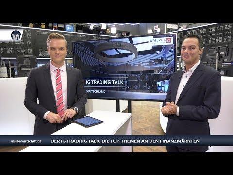 IG Trading Talk: DAX steigt - steigen auch die Chancen auf eine Jahresendrally?