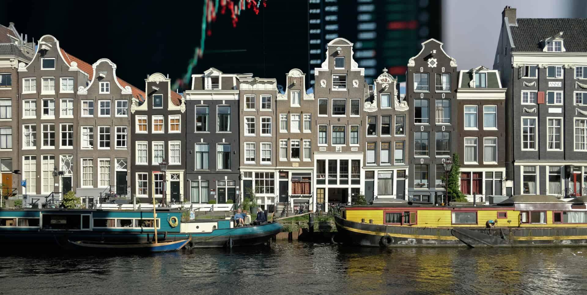 Aktien im AEX Amsterdam Amsterdam