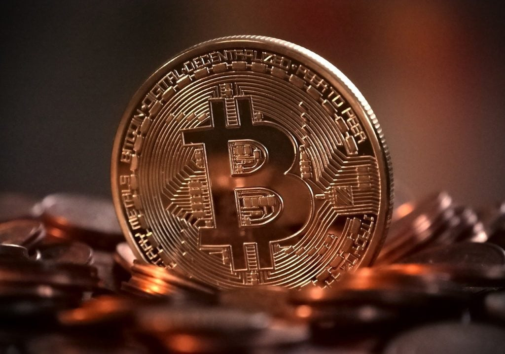 bitcoin, cryptocurrency, digital