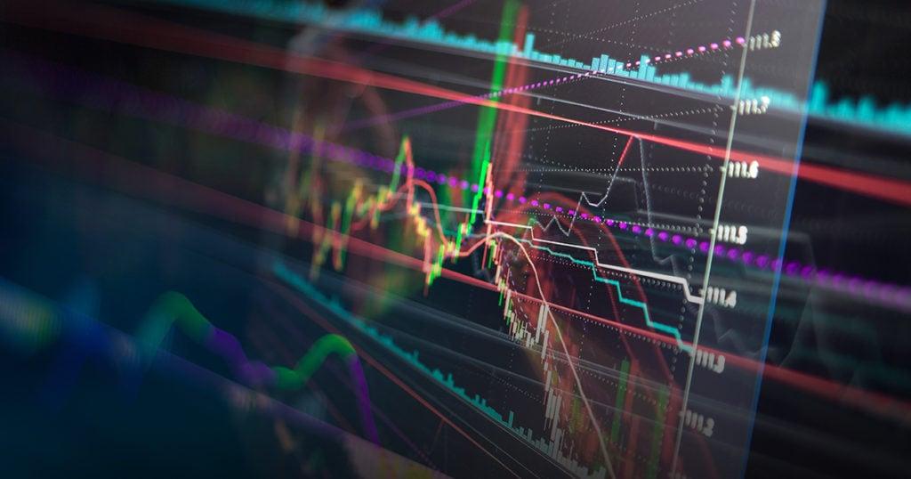 Börsenchart