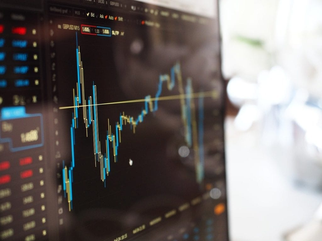 blur, chart, computer